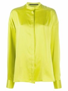 Haider Ackermann oversized fit blouse - Green
