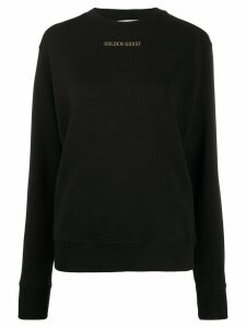 Golden Goose Golden long-sleeve T-shirt - Black