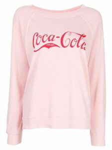 Wildfox Vintage Sommers sweater - PINK