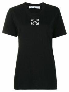Off-White printed T-shirt - Black