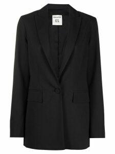 Semicouture long-line blazer - Black