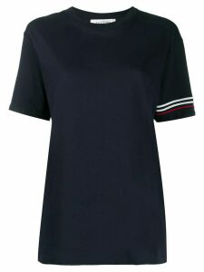 Valentino embroidered Valentino Signature T-shirt - Blue