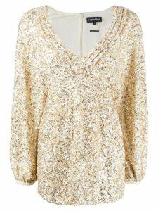 Retrofete Aubrielle dress - GOLD
