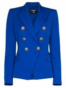 Balmain double-breasted blazer - Blue