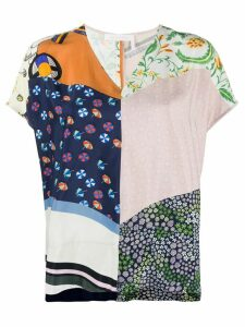 See by Chloé Summer Patchwork blouse - Green