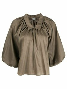 Totême Kerala blouse - Green