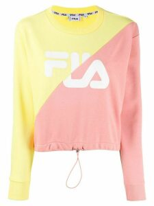 Fila long-sleeved sweatshirt - Yellow