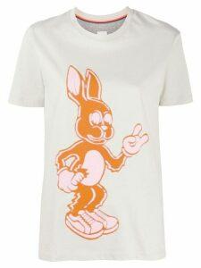 Paul Smith bunny-print T-shirt - Green