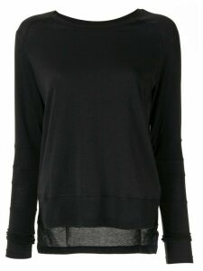 The Upside Niki dry release T-shirt - Black