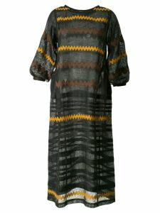 Vita Kin Gabrielle midi dress - Black