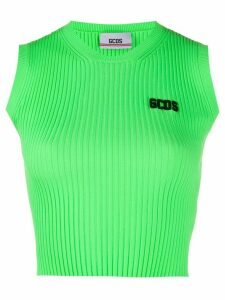 Gcds logo patch jumper - Green