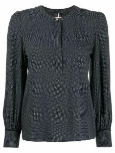 Tommy Hilfiger polka dots print blouse - Blue