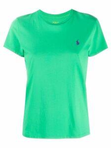 Polo Ralph Lauren embroidered logo T-shirt - Green