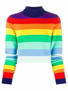 Paco Rabanne striped top - Blue