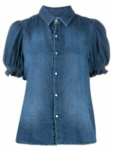 Ba & Sh Danee denim blouse - Blue