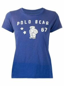 Polo Ralph Lauren Polo Bear appliqué T-shirt - Blue