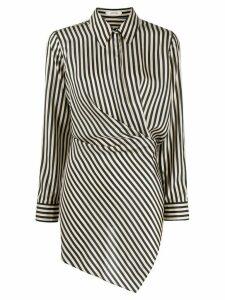 Dorothee Schumacher Striped Sensation blouse - Black
