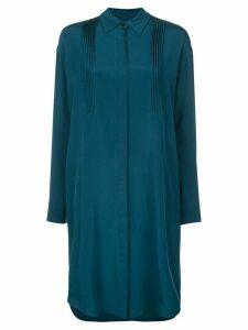 DVF Diane von Furstenberg Aliana shirt dress - Blue