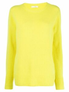 The Row crew neck sweater - Yellow