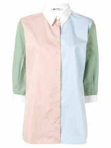 Ports 1961 colour-block shirt - Multicolour