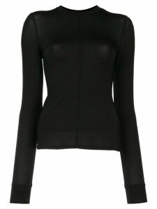 The Row Emmett jersey top - Black