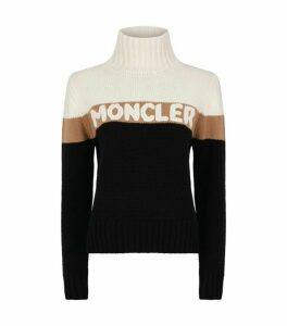 Moncler Logo Sweater