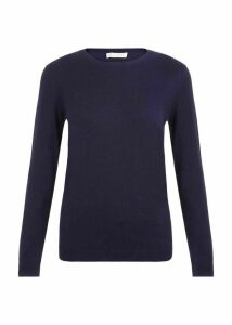 Emi Sweater Navy Cobalt