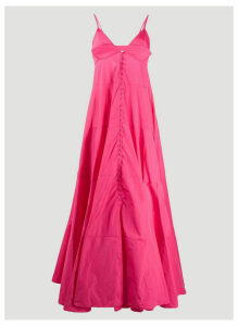 Jacquemus La Robe Manosque Dress in Pink size FR - 38