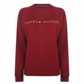 Tommy Bodywear Gold Logo Sweatshirt