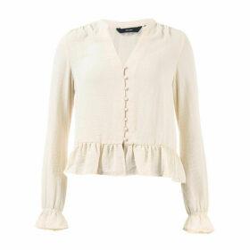 Womens Isabella Mini V-Neck Shirt