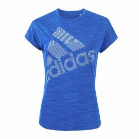 Womens Badge Of Sport T-Shirt