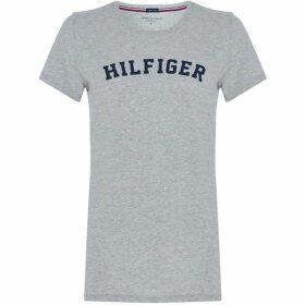 Tommy Bodywear Logo print t shirt