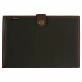 Barbour Lifestyle Drywax Notebook
