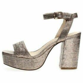 Café Noir  MF928  women's Sandals in Grey