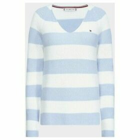 Tommy Hilfiger  WW0WW27730 HAYANA  women's Sweater in White