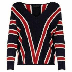 Only  15175007 LAYA  women's Sweater in Blue