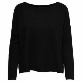 Only  15159016 BRENDA  women's Sweater in Black