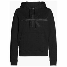 Calvin Klein Jeans  J20J213064 TAPING HOODIE  women's Sweatshirt in Black