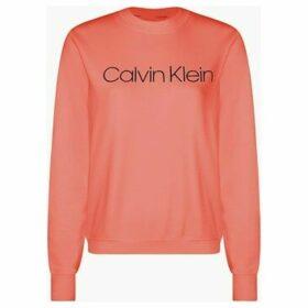 Calvin Klein Jeans  K20K201757 CORE LOGO  women's Sweatshirt in Pink