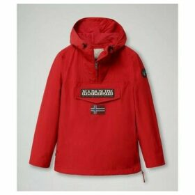 Napapijri  RAINFOREST W SUM - NA4E58  women's Sweatshirt in Red