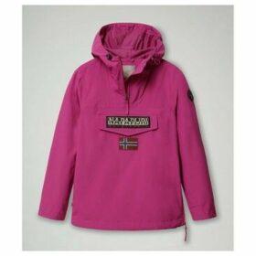 Napapijri  RAINFOREST W SUM - NA4E58  women's Sweatshirt in Purple