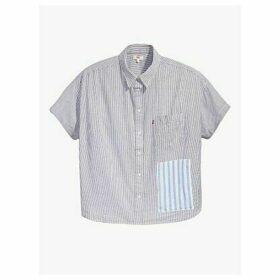 Levi's Plus Alexandra Striped Shirt, Multi