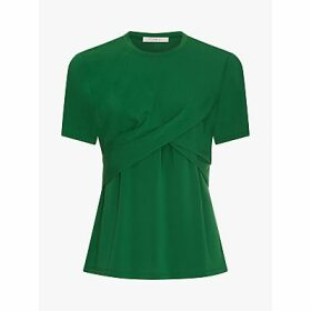 Finery Eyre Gathered Bodice Top