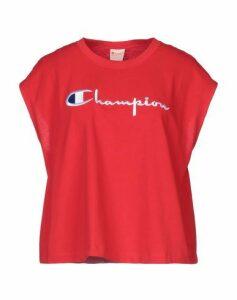 CHAMPION TOPWEAR T-shirts Women on YOOX.COM