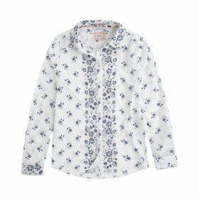 Britt Floral Print Shirt