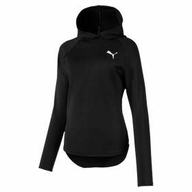 Essentiels Light Slip-On Hoodie with Logo Print