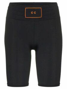 Charli Cohen Contender bike shorts - Black
