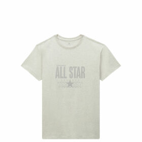 ALL STAR RELAXED TEE WHITE HEATHER