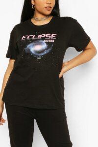 Plus Eclipse T-Shirt - Black - 20, Black
