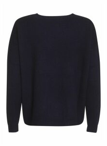 Max Mara M Cashmere Sweater In Blue
